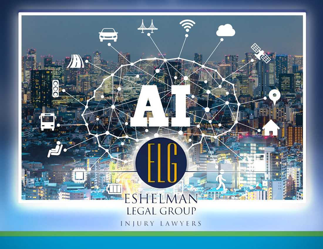 Artificial Intelligence, The Smart Car, Autonomous Vehicles & 5G | Personal Injury Lawyers Ohio, ELG
