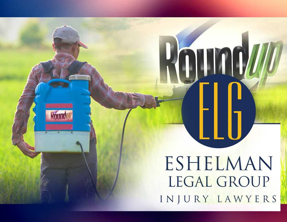 Round Up Weed Killer Lawsuit | Personal Injury Lawyers Ohio, ELG