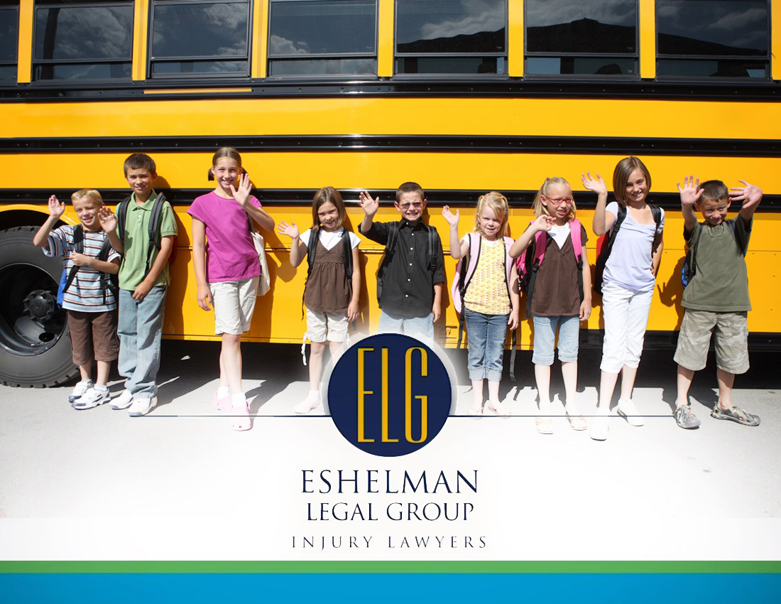 School Bus Safety | Personal Injury Lawyers Ohio, ELG