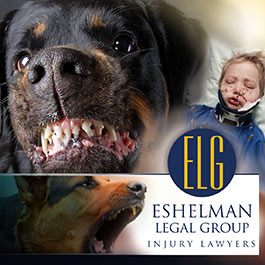 The Eshelman Legal Group dog bite photo