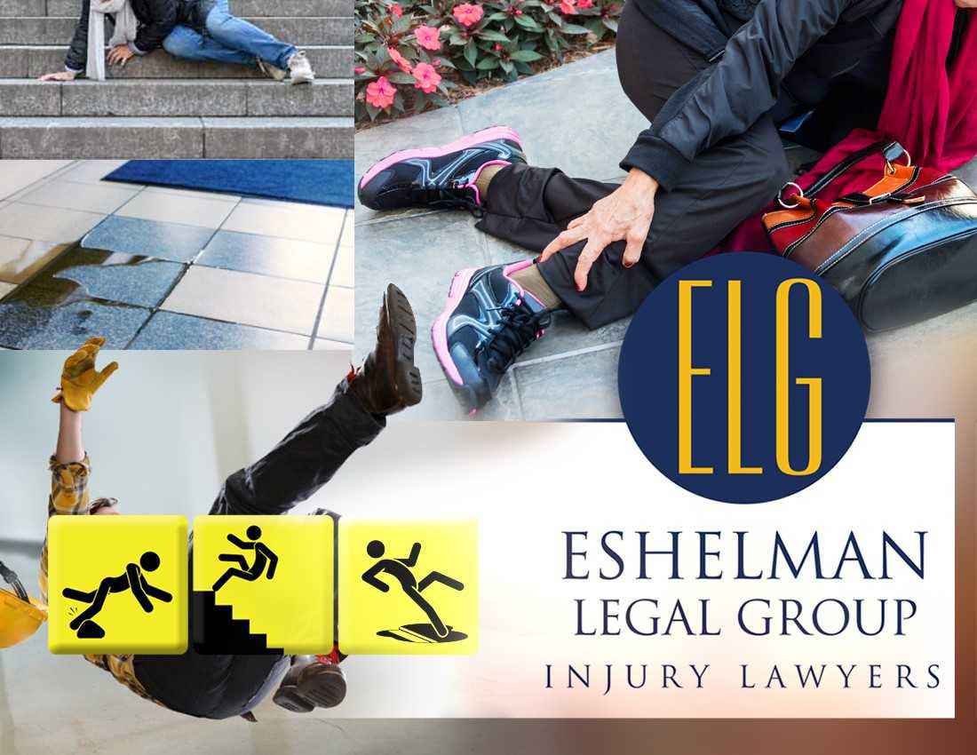 Slip & Fall Accidents | Personal Injury Lawyers Ohio, ELG